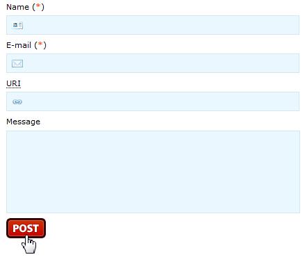 web form design sample 2