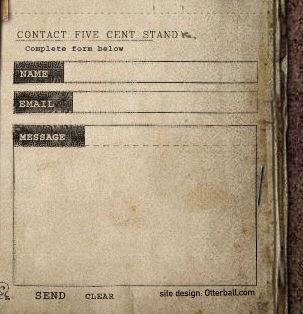 web form design sample 1