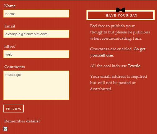 webform design sample 5