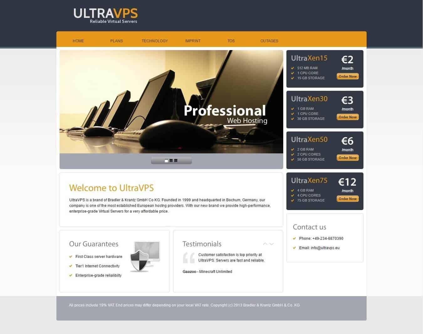 Ultravps
