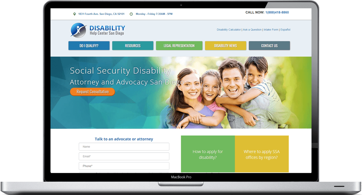 Disability Help Center of San Diego